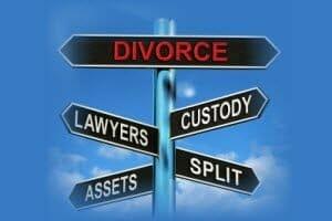 filing for divorce child custody