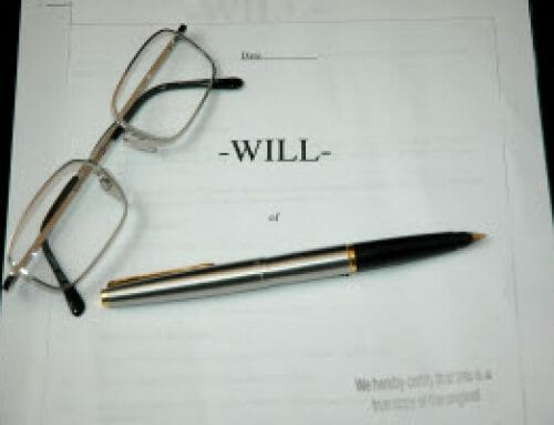 Do I Need to Get a New Will after a Divorce?