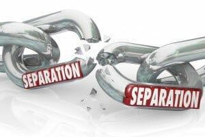 legal separation in Georgia
