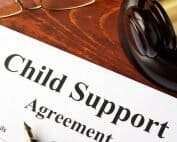 modification of child support hearings