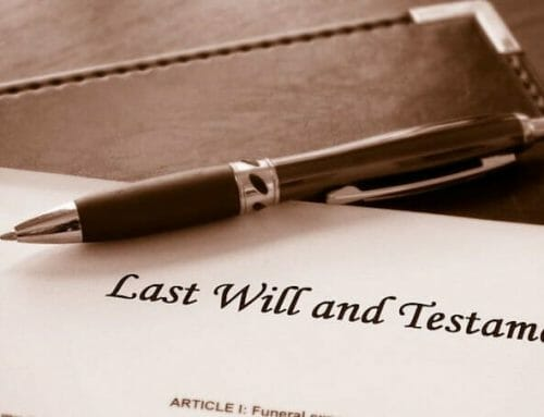 Top Attorneys Outline What You Need to Write a Legal Will