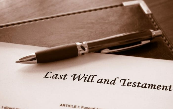 Write a Legal Will