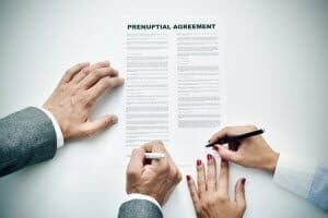 prenuptial agreement law