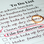 What Are the First Steps I'll Take When I File for Divorce?