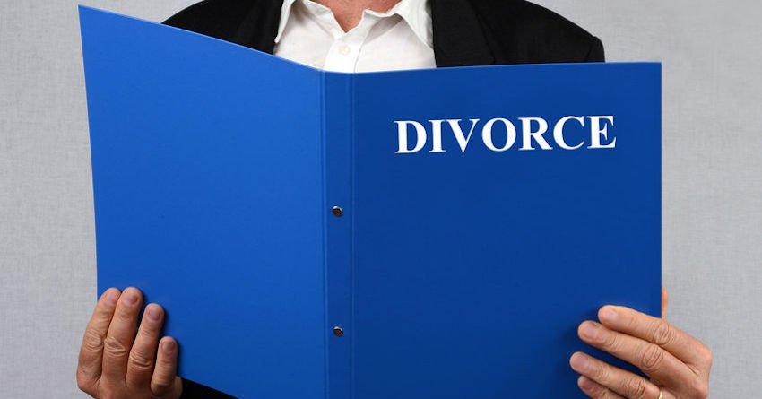 file for divorce