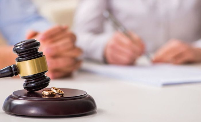 lawyer for uncontested divorce